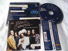 THE BLACK CROWES / kicking my heart around / JAPAN LTD CD OBI