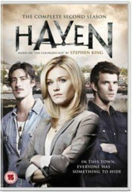 Haven: The Complete Second Season DVD (2012) Emily Rose