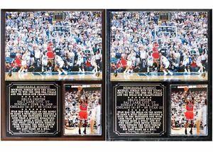 d984c38f825092 Image is loading Michael-Jordan-23-The-Final-Shot-Chicago-Bulls-