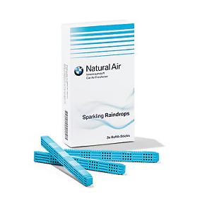Genuine-BMW-Car-Care-Natural-Air-Car-Freshener-Sparkling-Raindrops-Refill