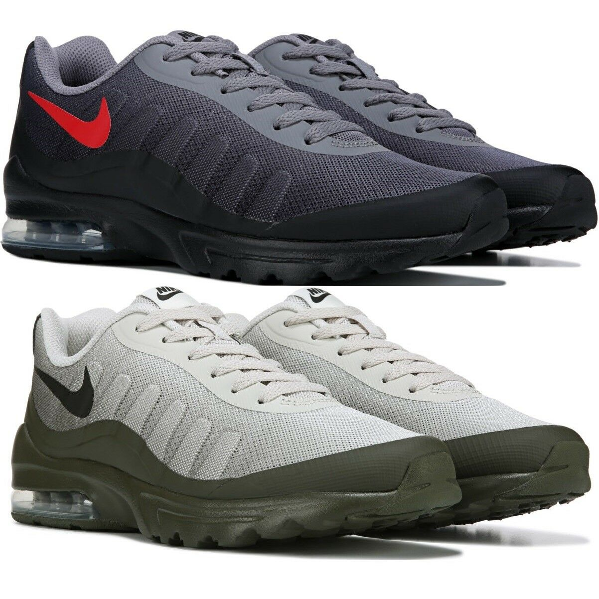 NIKE AIR MAX INVIGOR MEN'S RUNNING SHOES BREATHABLE LIFESTYLE COMFY SNEAKERS