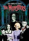Munsters The Complete Series 12 Discs 2008 DVD