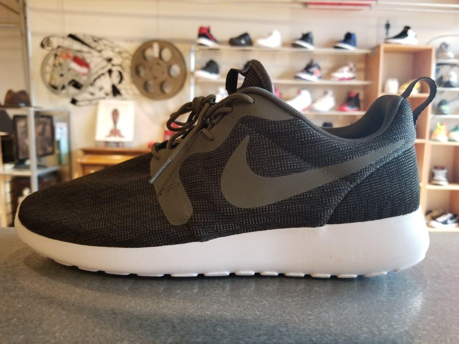 wholesale dealer c22f7 61502 Nike Roshe One Knit Knit Knit Jacquard 777429-300 (NO LID) 0c711b