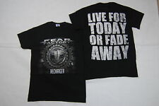 FEAR FACTORY RECHARGER T SHIRT SMALL NEW OFFICIAL DEMANUFACTURE OBSOLETE METAL