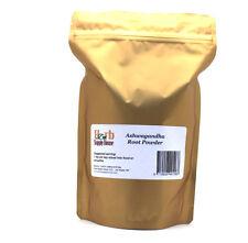Ashwagandha Root Powder * 1/2lb * 8oz, Energy, Stamina, Fresh Batch 12 2016