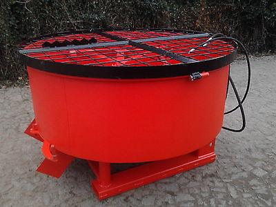 Betonmischer Mischer 400 Liter mit hydraulischem Antrieb NEU
