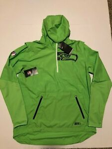 6110a5745 Image is loading Nike-NFL-Seattle-Seahawks-Mens-Med-Lightweight-Fly-