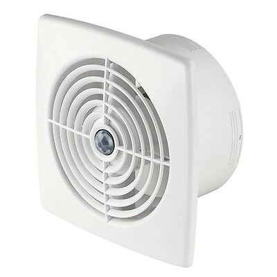 "Bathroom Extractor Fan 100mm / 4"" Timer and Motion Sensor ..."