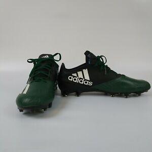 Adidas ADIZERO football cleats. Black