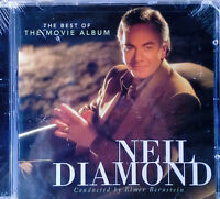 Neil Diamond - The Best Of The Movie Album - Columbia Cd - Still Sealed