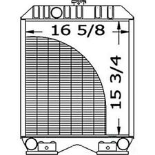 New Sba310100600 Radiator Fits Ford New Holland Compact Tractor 1720 1920