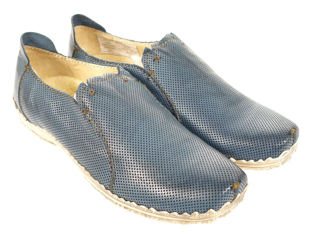 Rovers Schuhe Musterschuh 60005 Gr. blau 41 Original Schuhe  Neu blau Gr. UNIKAT 1e7486