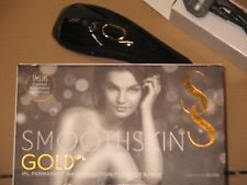 SMOOTHSKIN GOLD IPL PERMANENT HAIR REDUCTION FACE & BODY ipluse