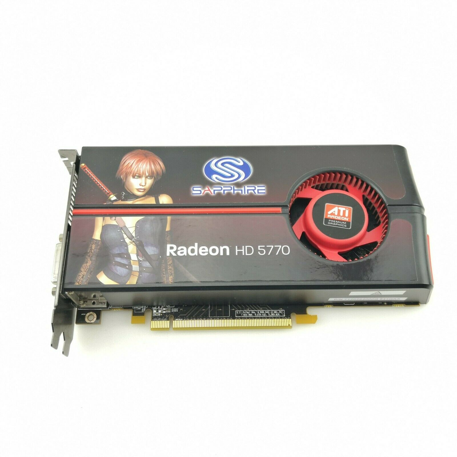 ATI Radeon HD 5770 Sapphire 1 Gb GDDR 5 Graphics Card