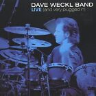 The Dave Weckl Band Live: And Very Plugged In by Dave Weckl (CD, Nov-2003, 2 Discs, Stretch Records)