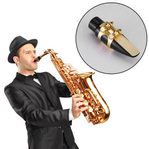 Glory-Alto-Saxophone-Mouthpiece-Kit-with-Ligature-one-reed-and-Plastic-Cap-Gold