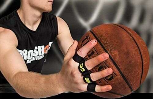 Basketball Shooting Trainer,Silicone Basketball Ball Shooting Trainer Dribbling Shot Training Aid Team Sports Accessories for Adult Man Teens