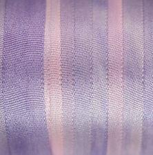 "Embroidery Silk Ribbon 7mm (1/4"") - 3 meters Purple Wisteria"