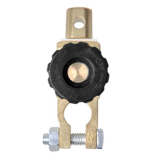 4x Batterie Polklemme poltrenner Disjoncteur Batterie Séparateur Disjoncteur