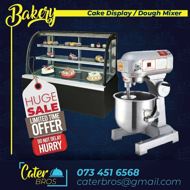 COMBO DEALS - VARIOUS COMBO DEALS AVAILABLE TO SUIT YOUR BUDGET FOR BAKERY - BUTCHERY - RESTAURANT