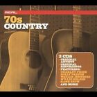 Real Country 70's 0755174813924 by Various Artists CD