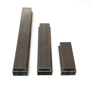Mild Steel Box Rectangle Section Grade ERW Metal Tube Various Sizes And Lengths