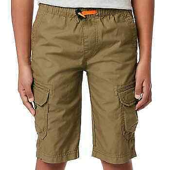 Black Camo Khaki Beige Astro Gray S//7-8 M//10-12 NWT Unionbay Boys Cargo Shorts