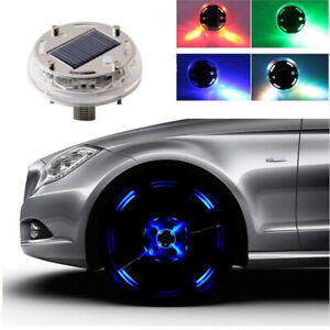 Car-4-Mode-12-LED-RGB-Solar-Energy-Flash-Wheel-Tire-Rim-Light-Lamp-Decorati-CHF