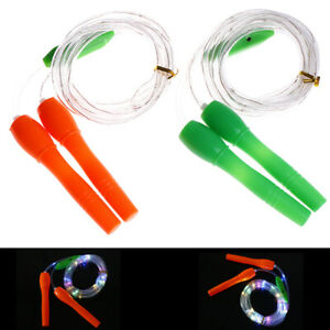 ISH Plastic Skipping Rope Fitness Exercise Speed Jump Rope Gym Fitness PVC Cord