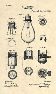 Official Police Hat US Patent Art Print Vintage Antique Sargent Uniform 476