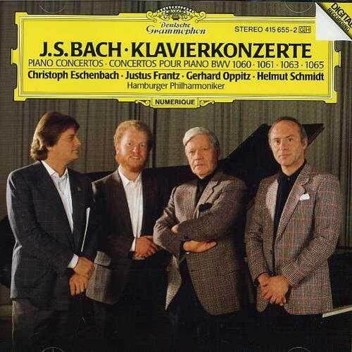 J.S. Bach - Piano Concerti [New CD]