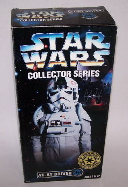 Star Wars ATAT Driver 12  Pose-able Action Figure Doll NIB Kenner 1996