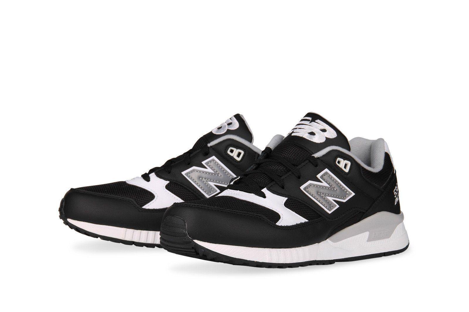 99 pennino uomini nuovo equilibrio 530 90 'di 311 pelle retro m530lgb scarpe 311 'di 999 nero bdcbe4