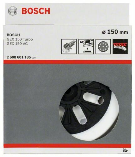pour GEX 125-150 AVE 150 mm Bosch plateaux Support moyennement GEX 150