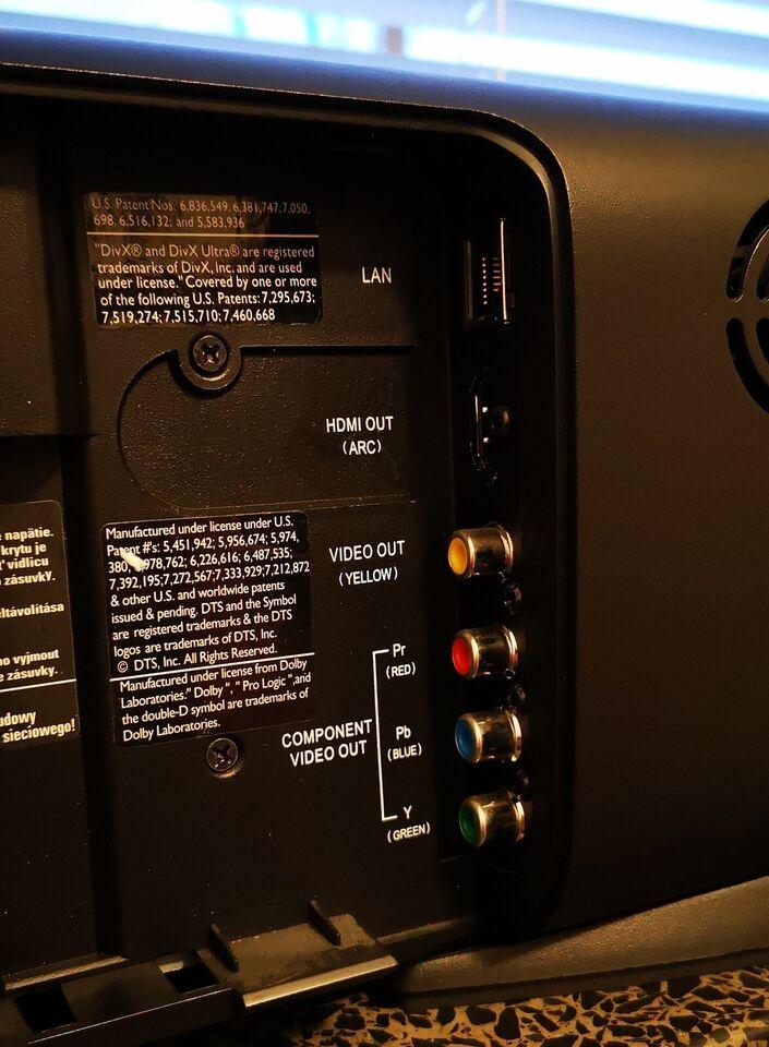 Soundbar, Philips, HTS 7140