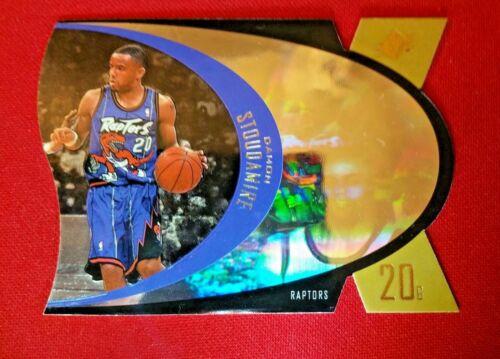 1997-98 SPX Gold Allen Iverson Rodman Steve Nash Karl Malone Robinson