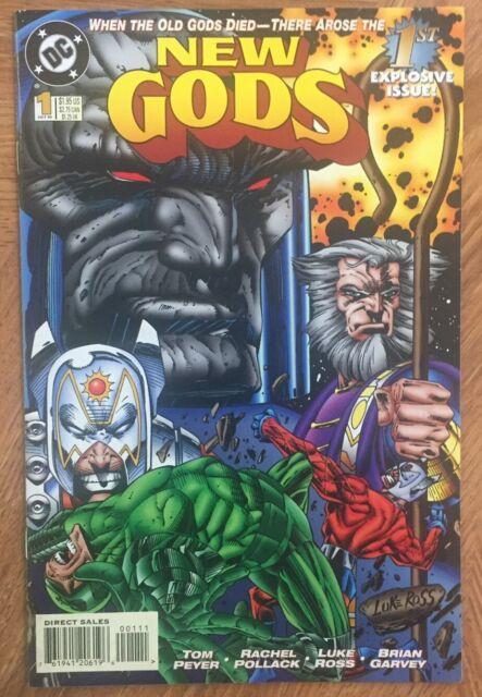 NEW GODS DC Comics #1 October 1995