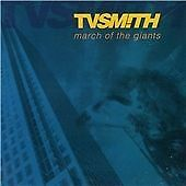 cd TV Smith - March of the Giants (1992) ex the adverts punk excellent condition