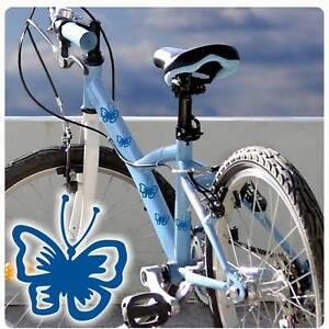 Fahrradaufkleber-Schmetterlinge-Butterfly-Aufkleber-Sticker-Fahrrad-F125