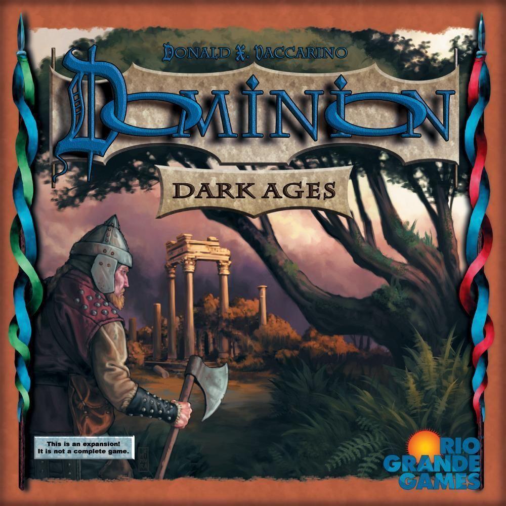 DOMINION Dark Ages EXPANSION BOARD Juego NEW Rio Grande Juegos