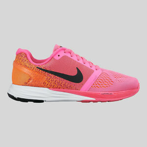 online store 8fe41 6fda0 Details about 747966-600 Girl s Grade School Nike Lunarglide 7 (GS) Sizes 5- 7 New In Box