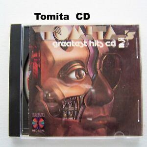 Tomita-Greatest-Hits-CD-by-Tomita-CD-Oct-1990-RCA-Victor-Red-Seal-Avant-Garde