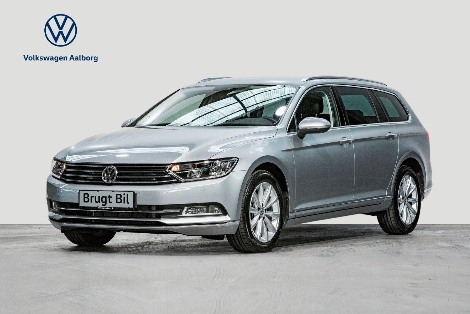 VW Passat 2,0 TDi 150 Highl. Prem. Vari. DSG 5d - 379.000 kr.