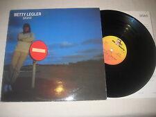 Betty Legler  - Signs   Vinyl LP