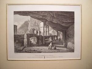 Espana-Interior-of-The-Hermitage-Of-Sn-Miguel-Alexandre-Laborde-1810-121