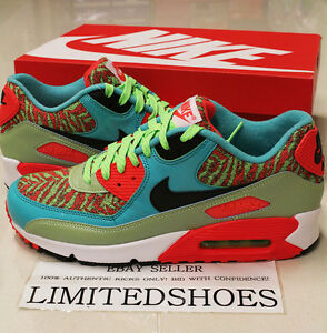 hot sale online 9d8a2 c3df7 Image is loading NIKE-AIR-MAX-90-25TH-ANNIVERSARY-FLASH-LIME-