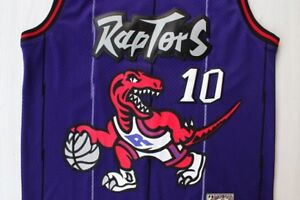 13f05995e38 Men's Toronto Raptors DeMar Derozan #10 Purple Classics Throwback ...