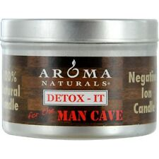 Detox-It Aromatherapy One 2.5X1.75 Inch Soy/Beeswax Blend Aromatherapy Candle Fo