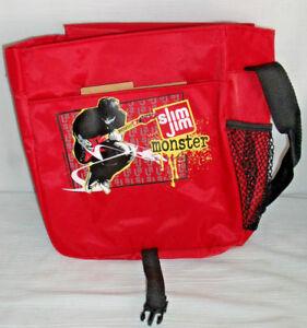 Delgado-Jim-Monster-Enfriador-Fiambrera-Publicidad-Promo-Nuevo-Rojo