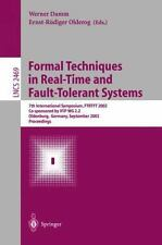 Formal Techniques in Real-Time and Fault-Tolerant Systems: 7th International Sym